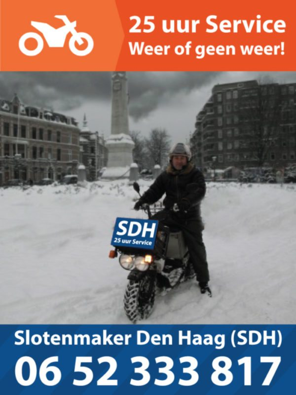 Cerrajero La Haya | Slotenmaker Den Haag: 24 hour service for locks and keys