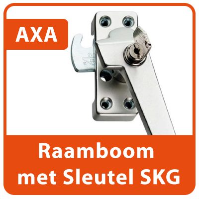 Axa Raamboom met Sleutel SKG