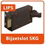 LIPS Bijzetslot SKG met Trekker Slotenmaker Den Haag