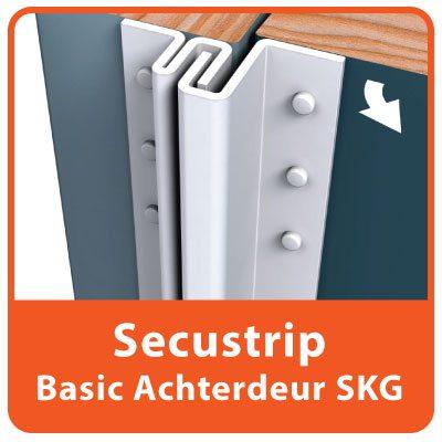 Secustrip Basic Achterdeur SKG