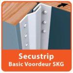 Secustrip Basic Voordeur SKG