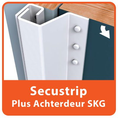 Secustrip Plus Achterdeur SKG