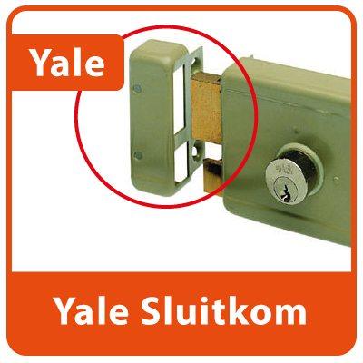 Yale Oplegslot Opbouwslot Sluitkom SKG