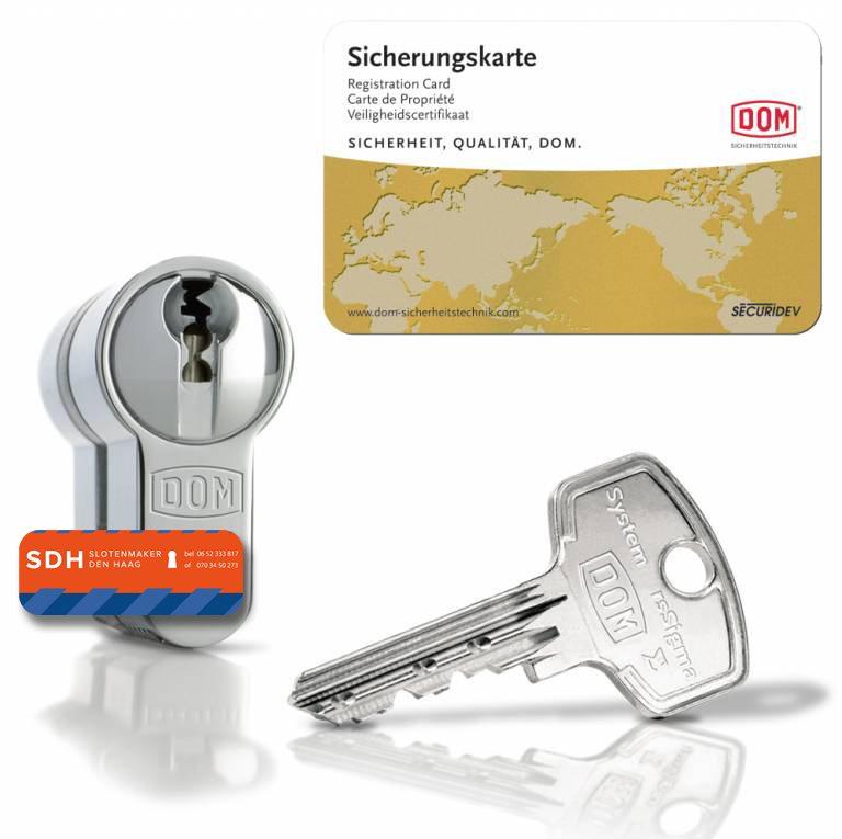 Top Cilinder & Profielcilinder SKG   Slotenmaker Den Haag tel:0652333817 TV75