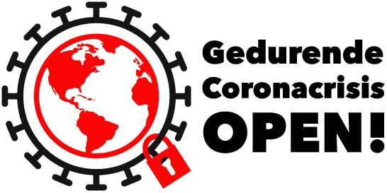 Wij attenderen u erop dat Slotenmaker Den Haag Gewoon open is tijdens de Corona crisis